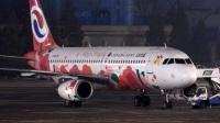 重庆航空空客A320/319图片合集