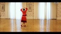応子广场舞 草原的月亮 含 背面 动作分解 教学 応歌燕舞南京队
