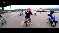 日本是怎么练平衡车的