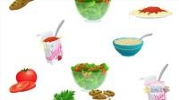 Do You Like Spaghetti Yogurt _ Super Simple Songs