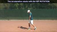 Modern Tennis Forehand Technique In 8 Steps