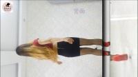 炫舞世家CC黑色半裙热舞 手机版正反面.