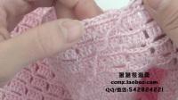 猫猫编织教程  森系开衫小马甲(1) 钩针毛线编织教程  猫猫很温柔