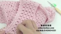 猫猫编织教程  森系开衫小马甲(2)钩针毛线编织教程  猫猫很温柔