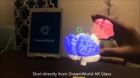 DreamWorld 增强现实:3D 物体互动