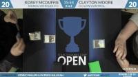 SCGATL - Round 1 - Korey McDuffie vs Clayton Moore