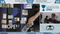 SCGWOR - Round 4 - David Long vs Kevin Jones (Legacy)