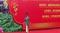 流星赶月精彩展示 2017中国-保定第九届国际空竹艺术节