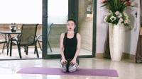 经典初级瑜伽教程第六集:全身心放松体式