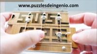 Puzzle Box PLD Box Jean Claude Constantin