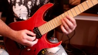 Chris Brooks - Minor 11 sweeping tapping lick