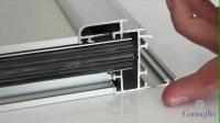 Comaglio - Special 170-12 Preassembled screw on aluminium