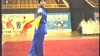 1995年全国武术套路锦标赛 女子竞赛项目 女子刀术 015 刘艳艳(四川)