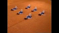 北舞中国舞考级二级A题