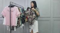 女装批发(小衫系列)多份 50件 1080元 杭州服装批发