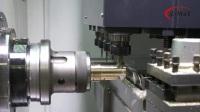 震环机床Z-MaT - 车铣复合加工案例-五轴四联动数控车床