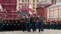 [中俄字幕]2017年5月9日俄罗斯莫斯科红场72周年卫国战争胜利阅兵式