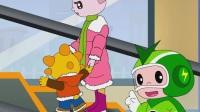视频《乘坐扶梯的安全》:米卡成长天地3-4岁宝宝版安全小卫士(1)