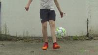 街头花式足球技术教学ABBAS ATW Freestyle Football