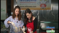 美食新煮意_母亲节鲜花寿司
