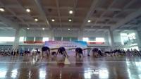 2017广州南沙区中小学生健美操啦啦操比赛