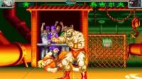 【蓝月解说】超级街头霸王2【GBA游戏分享】【一期通关~很经典的街机移植作品】