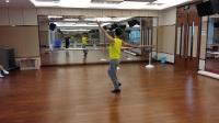 片儿警教社区广场舞(李老师背面视频)拉萨弦子