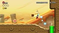 【小Ka解说】WiiU新超级马里奥兄弟U(3)全新的沙漠世界