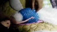 做芭比娃娃衣服制作二