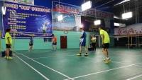 邻水羽毛球协会训练球视频(二)