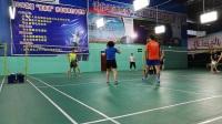 邻水羽毛球协会训练球视频(一)
