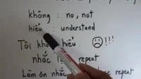 ▶ Learn Vietnamese 8 (i don't understand, please repeat) - YouTube