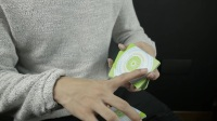Cardistry for Beginners- Two-handed Cut - Zoey Plus Tutorial