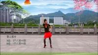 腊月广场舞 - 水兵舞《情歌赛过春江水》正 背面附教学