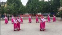 广场舞《站在草原望北京》