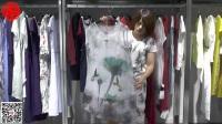 快时尚品牌[H&B]17年夏新款品牌折扣女装走份低价可露莎货源-北京惠品
