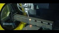 宏山激光五轴联动激光管材智能生产线HS-TP60A