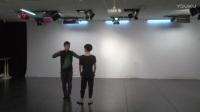 舞蹈技巧教学-飞脚、赞步