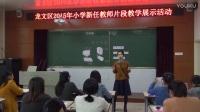 小学信息片段教学视频《初识电脑》林艺芳,龙文区2015年小学新任教师片段教学展示活动