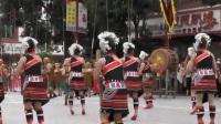 2017上林旅游节民俗演侯鼓队