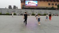 鬼步舞 汉城张哥广场舞 张哥和孙女