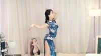 如梦若令 - YY LIVE 美女主播 雨宝 - 旗袍舞蹈 好身材显露无疑~