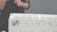 【村优品】TCL大1.5匹定速节能壁挂式冷暖空调 节能高效四重静音五重防锈智能除湿