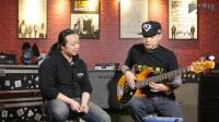 铁人音乐频道乐器测评-宋扬与Sterling/Tech21