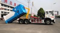 欧威沃28吨勾臂式垃圾车18372209025,http://www.xzlhwcc.com