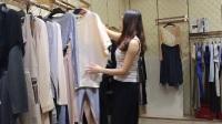 广州品牌女装依丁物语,时尚休闲服装,品牌折扣女装库存批发
