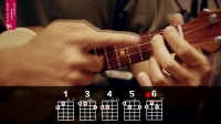 【哈里里】ukulele情非得已弹唱教学 尤克里里
