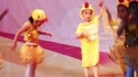 重庆大学城宜生天骄幼儿园2017六一儿童节 舞蹈《小鸡小鸡》托班
