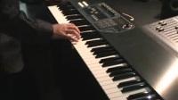 现在的键盘音色模拟电吉他 已经很像了