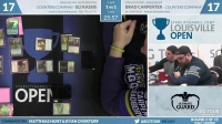 SCGKY - Round 2 - Barton, Kassis, Feleceti, vs Firer, Carpenter, Aintrazi